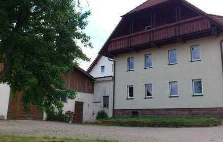 RESERVIERT! Bauernhaus mit Option zur Hobbytierhaltung in idyllischer Lage