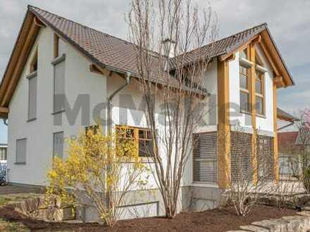 Neuwertiges Einfamilienhaus in ruhiger Lage wartet auf Ihre Familie!