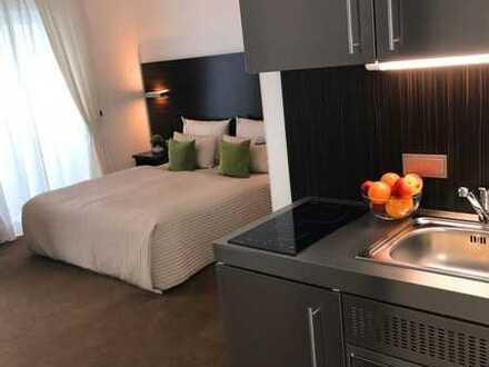 Möbliertes Wohnen in gehobenem Ambiente inkl. wöchentlicher Appartementreinigung