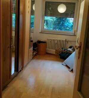 15qm Zimmer in 2er WG mit Garten, grossem Balkon und Terrasse.