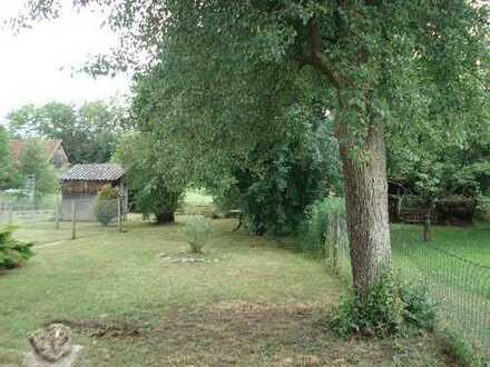 Charmante Haushälfte (Bauernhaus) mit großem Garten