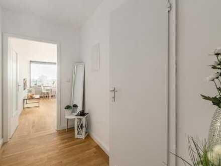 frei, ruhig, zentral, hell und renoviert Appartment mit Alpenblick