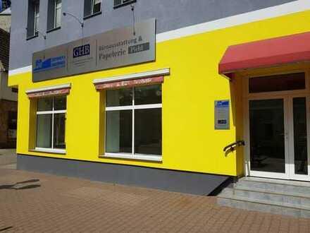 traditionsreiches Ladengeschäft im Zentrum von Calbe (Saale)