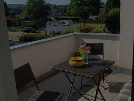 Stilvolle, neuwertige 4-Zimmer-Wohnung mit Balkon und EBK in Friesenheim