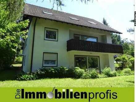 Großzügiges Einfamilienhaus mit Einliegerwohnung in allerbester Hofer Wohnlage Nähe FH