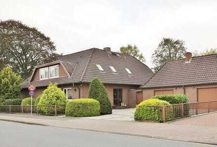 TT Immobilien bietet Ihnen: Außergewöhnliches Haus im Westen von Wilhelmshaven!