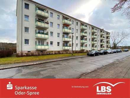 4 Zimmer Eigentumswohnung in Eisenhüttenstadt!