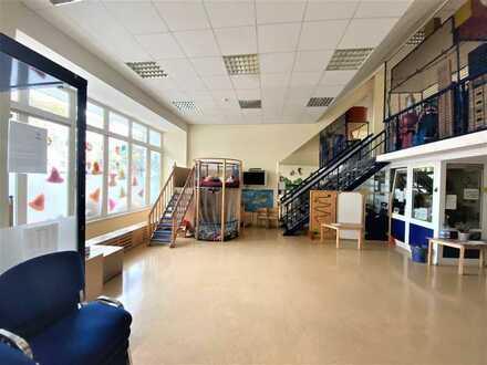 Wilmersdorf: Bundesallee: Gewerbefläche mit großer Schaufensterfront, vermietet bis 31.07.2021