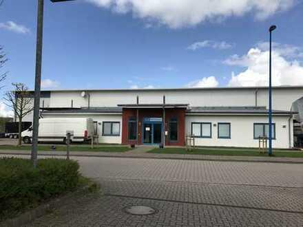 Moderne Multifunktionale Gewerbeimmobilie im Industriegebiet Tornesch