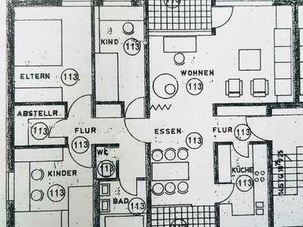 4-Zimmer mit TOP Aussicht- in Süd-West- Sonnenlage