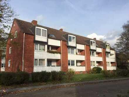 Vollständig renovierte 3-Zimmer-Wohnung mit Balkon und Einbauküche in Sulingen
