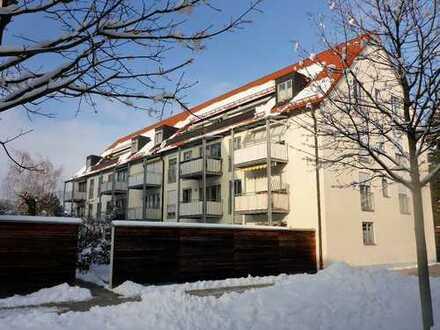 Sonnige 2-Zi.-Wohnung im Zentrum Grafings und Nähe S-Bahn