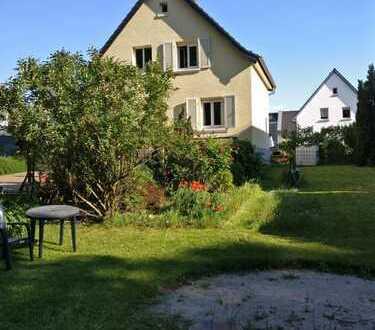 Kleines Schmuckstück mit großen Garten in Bensheim-Auerbach