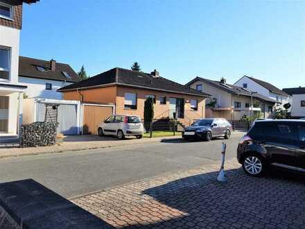 Bungalow mit eingewachsenem Grundstück in Weiterstadt OT Braunshardt