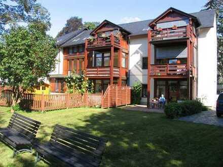 4-Zi.-Komfort-Wohnung und Süd-Terrasse mit herrlichen Blick über die Zschopau - stadtzentrumsnah