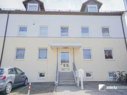 Kapitalanleger aufgepasst! 1-Zimmer-Wohnung in günstiger Lage von Burgau zu verkaufen.