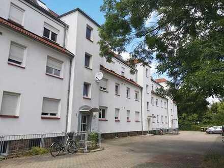 Böhlen/Leipzig - Helle und praktische 2-Zimmer-Wohnung mit ca. 40 m² zum Mieten!