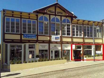 Kaiserbad Ahlbeck - Exklusives Ladengeschäft in bester Lage
