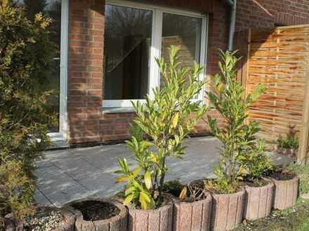 Komfortable, zentrale EG-Wohnung mit Terrasse / provisionsfrei von privat
