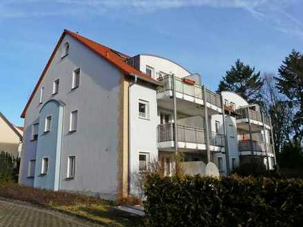 Moderne, großzügige Wohnung auf 2 Etagen mit Balkon und Einbauküche, Wfl. 100m²