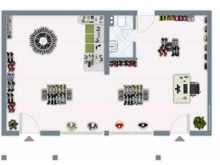 Provisionsfrei - Ladenlokal/Büro/Praxiseinheit mit 60m² - interessante Renditemöglichkeiten