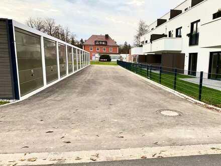 """Altersgerechte Single-Wohnung, 2 Zimmer im Neubaugebiet """"Momm-Piazza"""""""