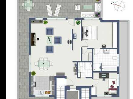 Zwischenmiete für 6-12 Monate! Schöne, geräumige drei Zimmer Wohnung in Singen (Hohentwiel)