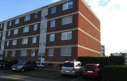 Freundliche, sehr gut geschnittene 3-Zimmer-Wohnung mit Balkon