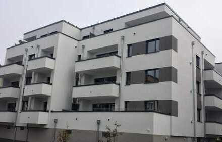 Passiv Wohnung (KFW 55), Küche, neuwertige 3-Zimmer-Wohnung mit Balkon in Darmstadt Zentrum