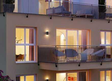 Sonnige und moderne 2 Zi. Obergeschosswohnung zum Erstbezug in Alt-Buchenau