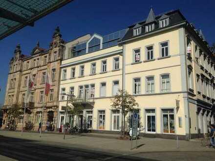Großzügige Büroräume mit kleiner Dachterrasse direkt am Hauptbahnhof