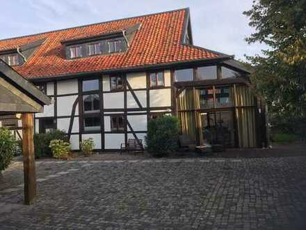 Einzigartiges Fachwerkhaus mit Flair und viel Platz