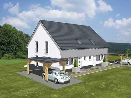 Viel Haus mit Aussicht aufs Jagsttal