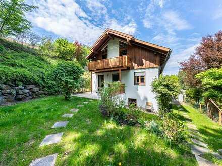 Ruhig gelegene Doppelhaushälfte in Schondorf