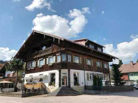 Im Herzen von Oberstaufen - Vielseitig nutzbarer Gewerberaum zum attraktiven Preis