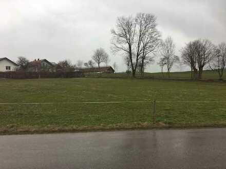 Ideal gelegenes Grundstück Gemeindegebiet Bechtoldshofen