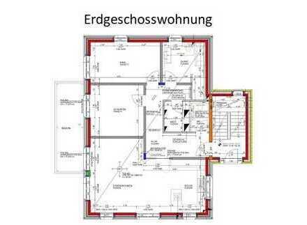 *** Exklusive Neubauwohnung mit Balkon in Bielefeld-Jöllenbeck ***