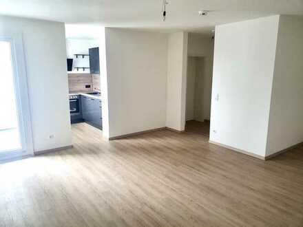 Stilvolle, geräumige und modernisierte 1-Zimmer-Wohnung mit Garage, Balkon und EBK in Ettlingen