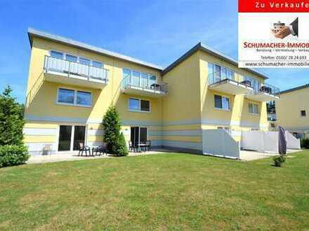 VERKAUFT!!! 2 x Terrassenwohnung im Ferienwohnpark-Küstenwald