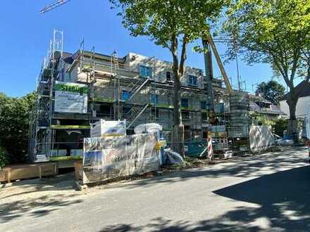Großzügige Neubauwohnung im Dachgeschoss mit 2 Dachterrassen und Blick ins Haaner Bachtal