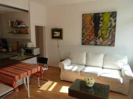 **Helle 2-Zimmer-Komfort-Wohnung mit Balkon und tollem Blick in Baden-Baden**