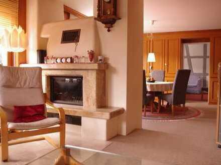 Wunderschöne 4,5-Zimmer-Wohnung mit Balkon und Einbauküche mitten in Horb am Neckar