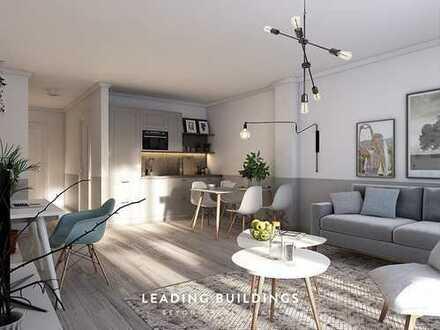 Neubau City-Apartment in Kö-Nähe mit sehr guter Vermietungsmöglichkeit