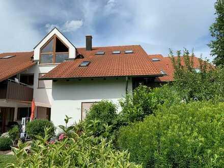 Dachgeschosswohnung in Wellendingen