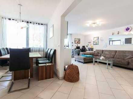 Großzügige, sehr ruhig gelegene 124 qm 4,5 Zimmer-Wohnung am Westpark, Nähe Harras