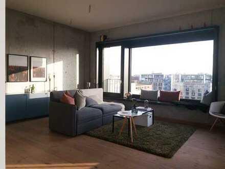 Nachmieter gesucht! Studio Apartment in Mitte - direkt am Mauerpark