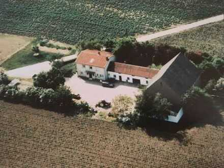 LU-Oggersheim, freistehendes Haus ca 164 m2, + Anbau, Hof und Scheune