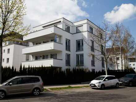 Exklusive, sehr helle, neuwertige 4-Zimmer-Wohnung mit Balkon in Pattonville