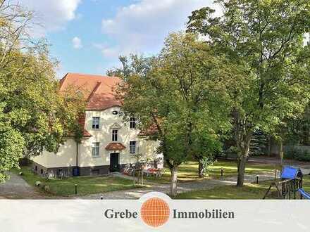 Hochparterre mit Tageslicht-Wannenbad & Balkon in Wünsdorfs schönster Wohnanlage ab 1.12.2019 frei!