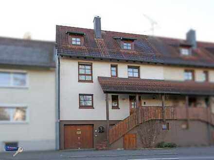 1990Doppelhaushälfte nahe Bosch mit Garage und Garten